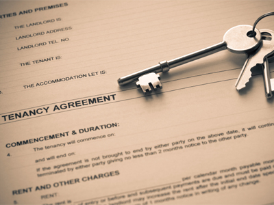 how to end co-tenant co owner
